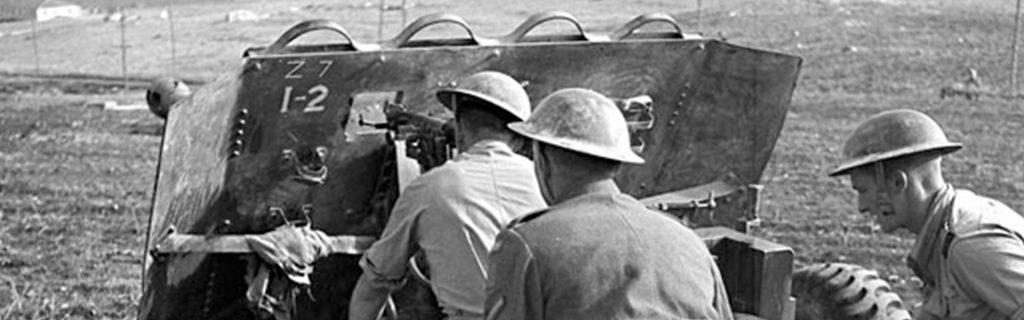 joppa lodge white rock wwii artillery unit