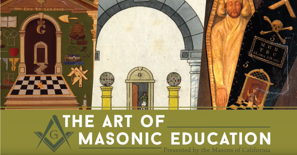 the art of masonic education