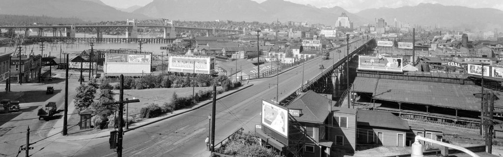 joppa lodge white rock granville street bridge 1934
