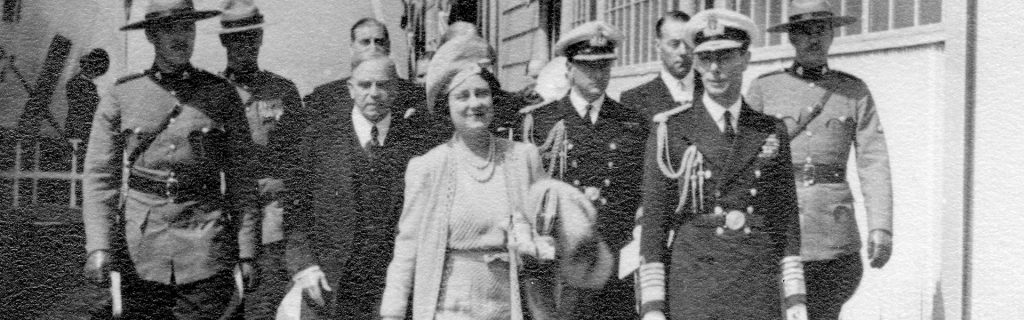 joppa lodge white rock king george and queen elizabeth 1939