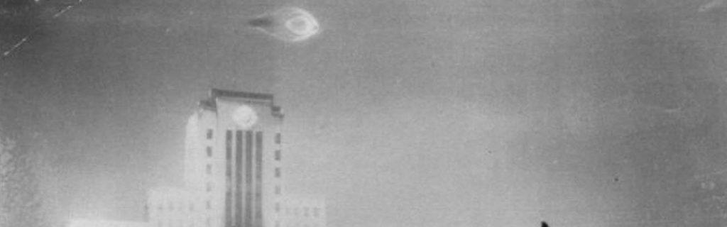 joppa lodge white rock ufo over vancouver 1937