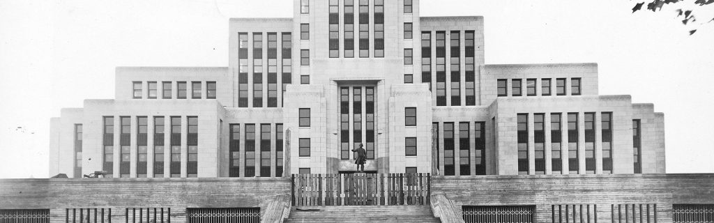 joppa lodge white rock vancouver city hall 1935