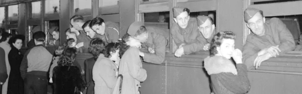 joppa lodge white rock world war 2 1940